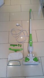 Almost new steam mop for sale