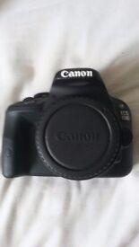 Canon EOS 100D Digital SLR Camera Body Only - (18MP, CMOS Sensor) 3 inch LCD
