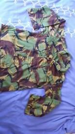 Combat jacket (tropical) size 1 unworn