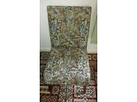 Small occasional chair