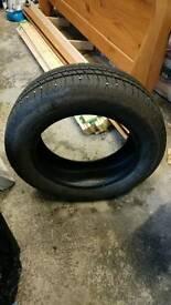 15in Tyre
