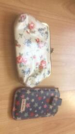 Cath kidston purse & phone case