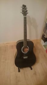 Stagg electro-acustic guitar