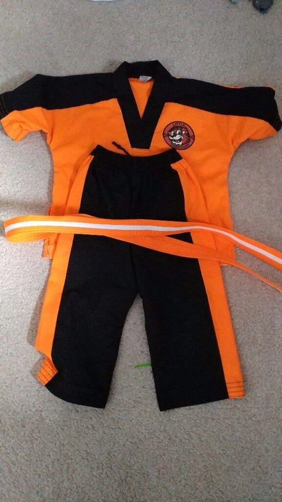 Little Tiger Cubs Suit