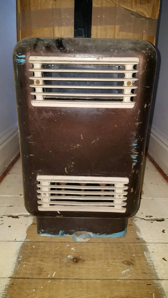 John Harper 1949 gas radiator