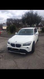 BMW X1 white not Audi mini Kia