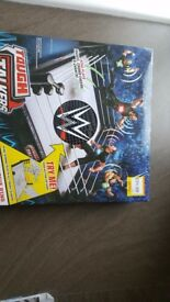 WWE Talking Wrestling Ring