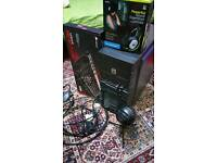 Gaming pc for sale - GTX970 / INTEL I3 / CORSAIR KEYBOARD AND SNOWBALL MICROPHONE