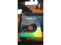 Raijintek Auras 12 RGB LED Fan with Controller 120mm - 3 Pack