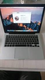 Macbook pro 13 late 2012 Retina