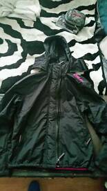 Superdry ladies jacket size Xl
