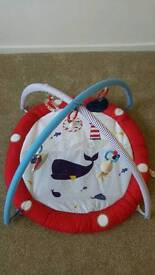Mothercare Nautical Play Gym