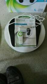 Revitive 'advanced performance' foot and leg pain reliever