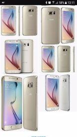 Samsung Galaxy S6 32g Gold