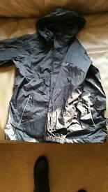 Child's Regatta waterproof jacket