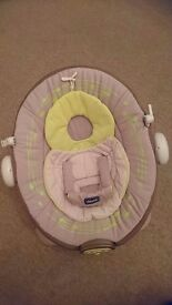 Chicco Jolie baby bouncer chair
