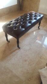 Beautiful Seat Living Room Bedroom Seating Comfortable Brown