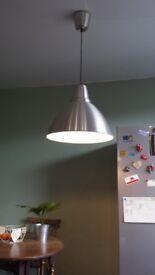 Ikea Foto Ceiling Aluminium Pendant Light Fitting