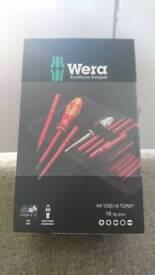 Wera Kraftform Kompakt KK VDE/16 TORX