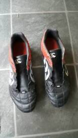 Canterbury Rugby boots Size 6