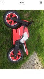Kiddimoto chopper balance bike