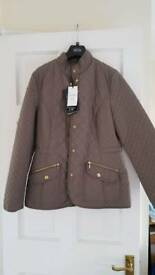 Size 10 never worn M&S women's jacket