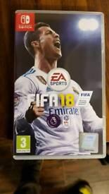 Nintendoswitch FIFA 18