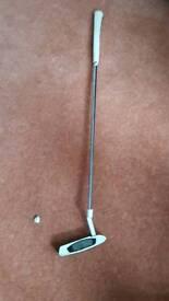 Taylor made golf putter