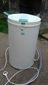 creda debonair spin dryer