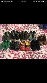 Boys shoe bundle size 8