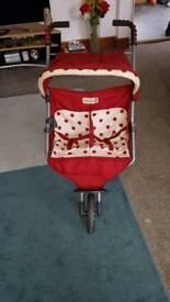 Mama & Papas 3 wheel stroller