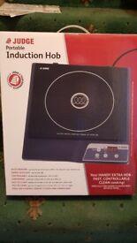 Judge Portable Induction Hob