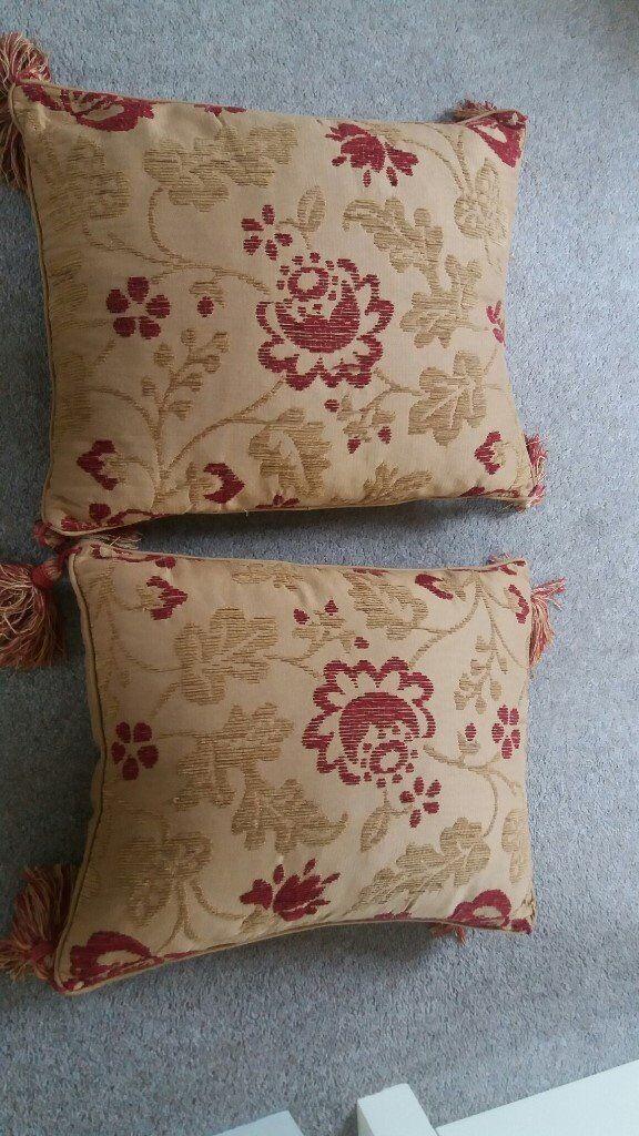 2 x Laura Ashley Cushions