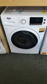 New graded Bush 8+6kg washer dryer with 12 months guarantee