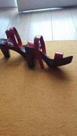 Womans sandald