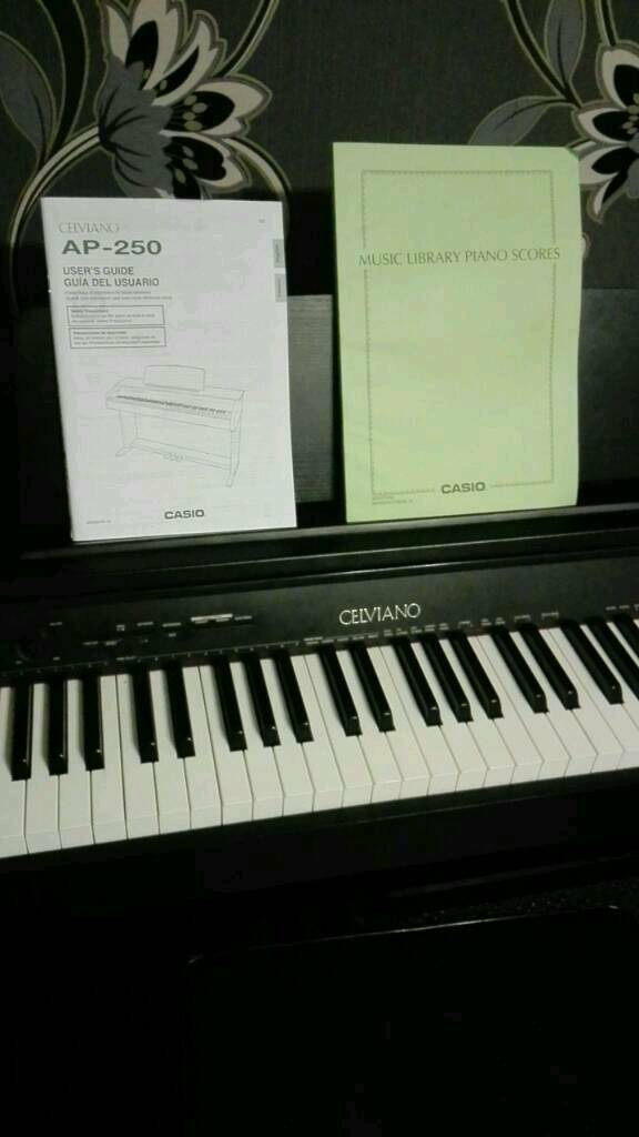 Celviano AP250 Electric Piano