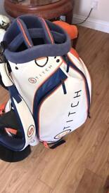 Stitch Tour Bag used by Richie Ramsay (RARE)