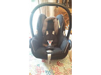 CabrioFix Maxi-Cosi baby car seat