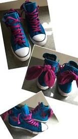 Party converse in vgc size 3uk