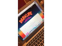 Parklife tickets x2 for Saturday 9th