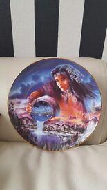 Pictures & royal doulton plates