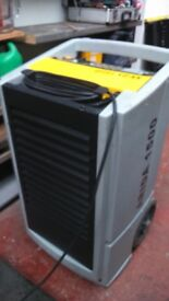 dehumidifier industrial heavy duty with humidity controlled drying auto pump out so no container