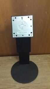 Used LCD monitor stand with tiltable, adjustable and rotatable features for sale