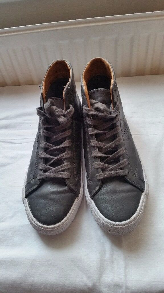 Dark Grey ankle boots size 7