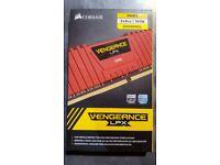 16GB (2x8GB) 3000MHz Corsair Vengeance LPX DDR4 Memory