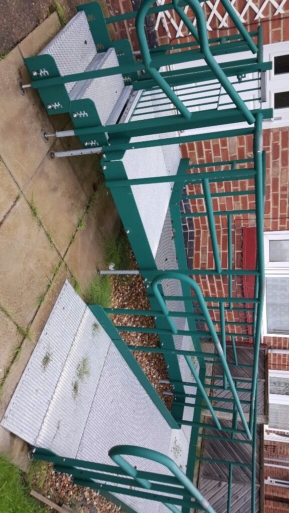 Large As New Ex Condition Wheelchair Ramp Or Easy