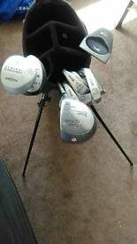 Selling full set of golf clubs