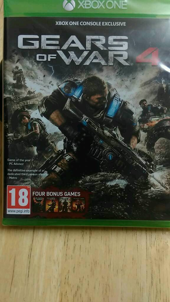 Brand new Xbox one gamein Southsea, HampshireGumtree - Brand new Xbox one game still sealed!!!!!
