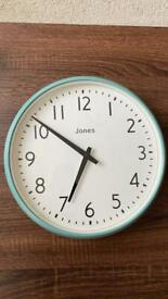 Wall clock JONES