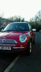 Mini cooper 1.6 fully loaded bmw etc ... still for sale price drop £1800 ono!